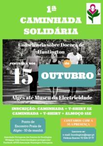 Caminhada Solidária APDH